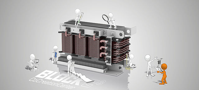 Interdisciplinary approach to market-ready inductors
