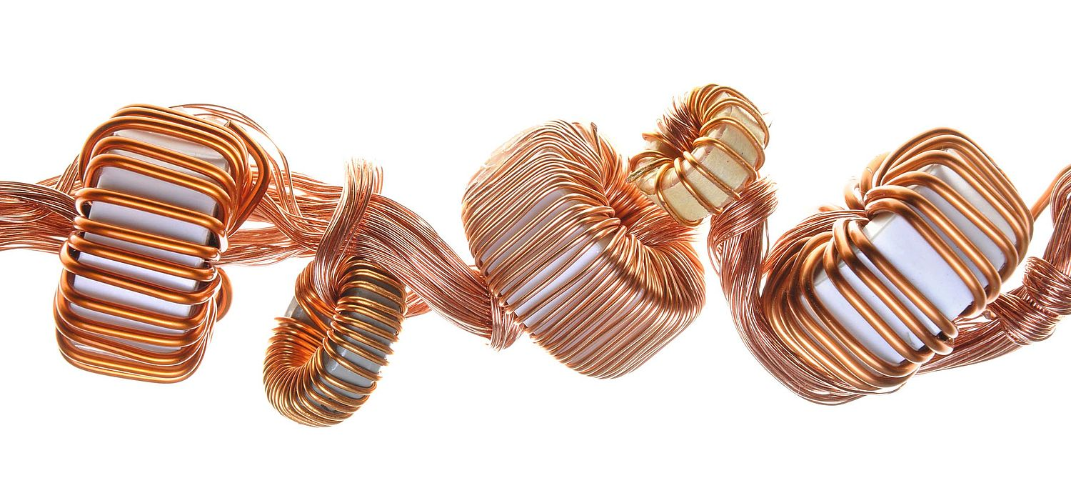 Medium and high-frequency inductors