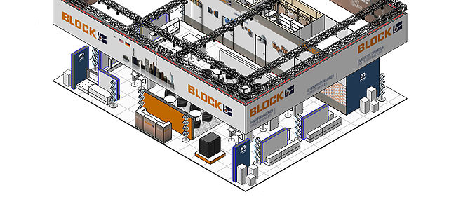 28th February 2019: Celebrating 80 years of BLOCK at the Hannover Messe